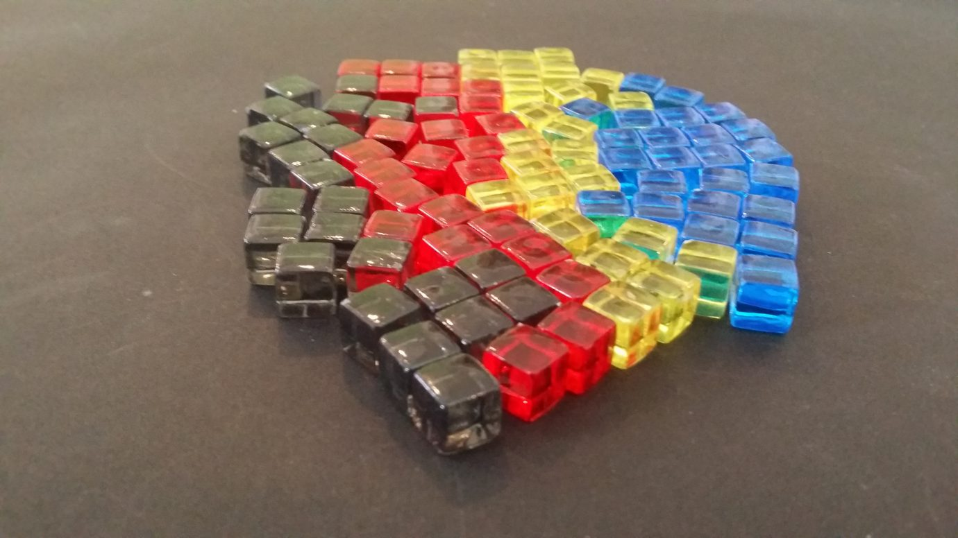 Disease cubes