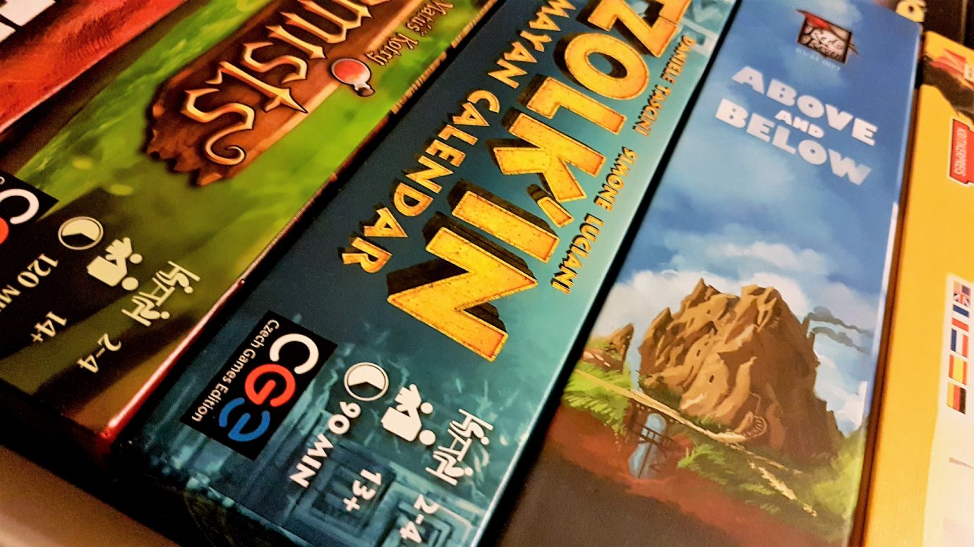 On Board Game Accessibility