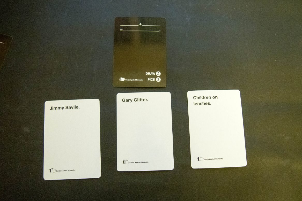 Funny CAH hand