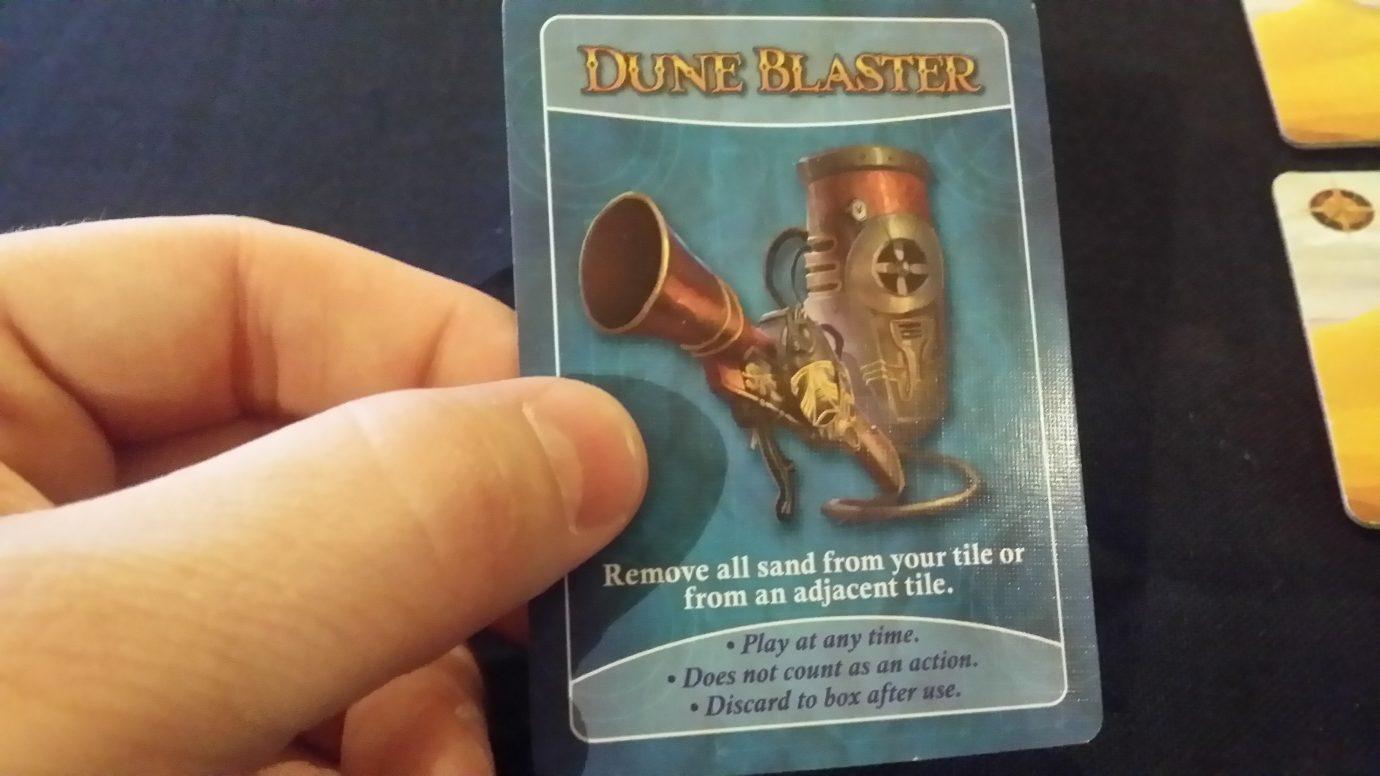 Dune Blaster