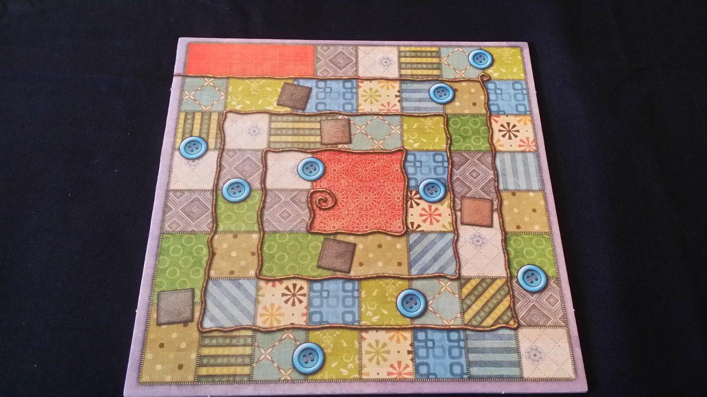 Multicoloured board