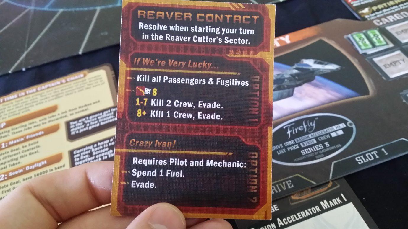 Reaver cutter