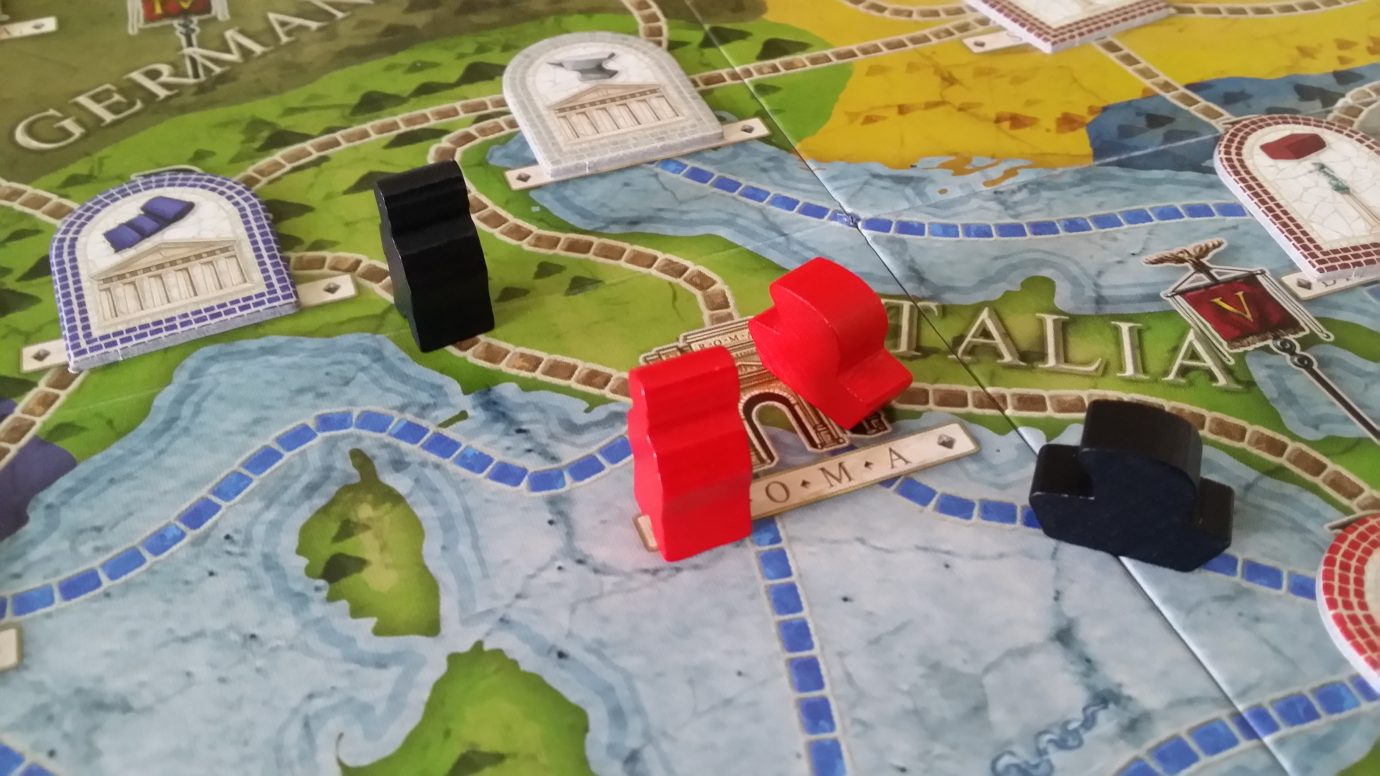 Moving settlers