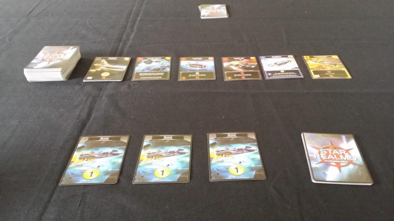 Set up game