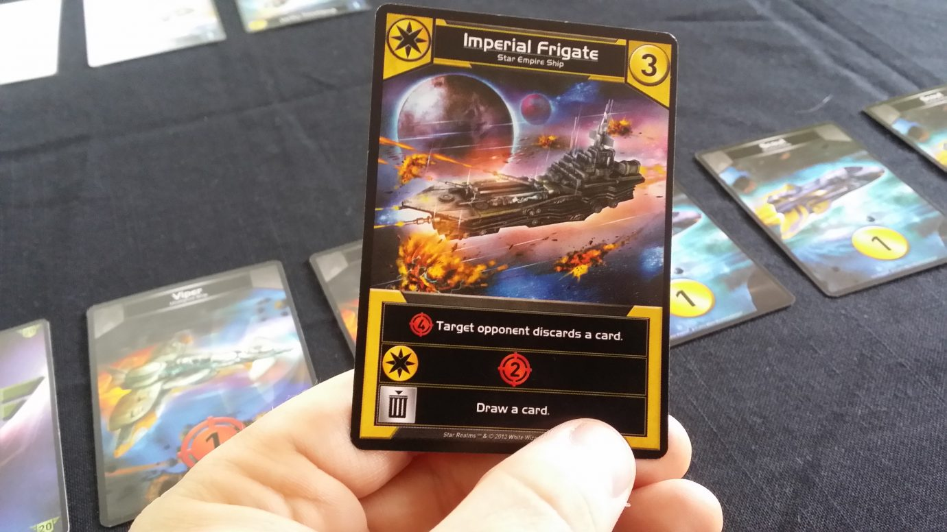 A card in Star Realms