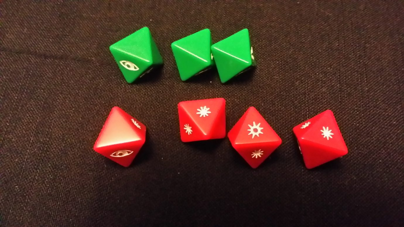 Great dice for poe