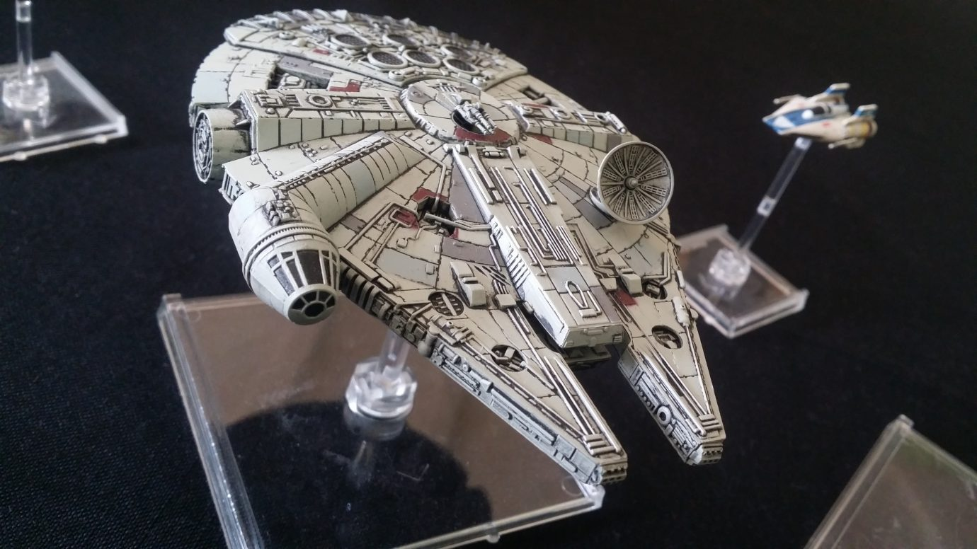 X-Wing Miniatures Review