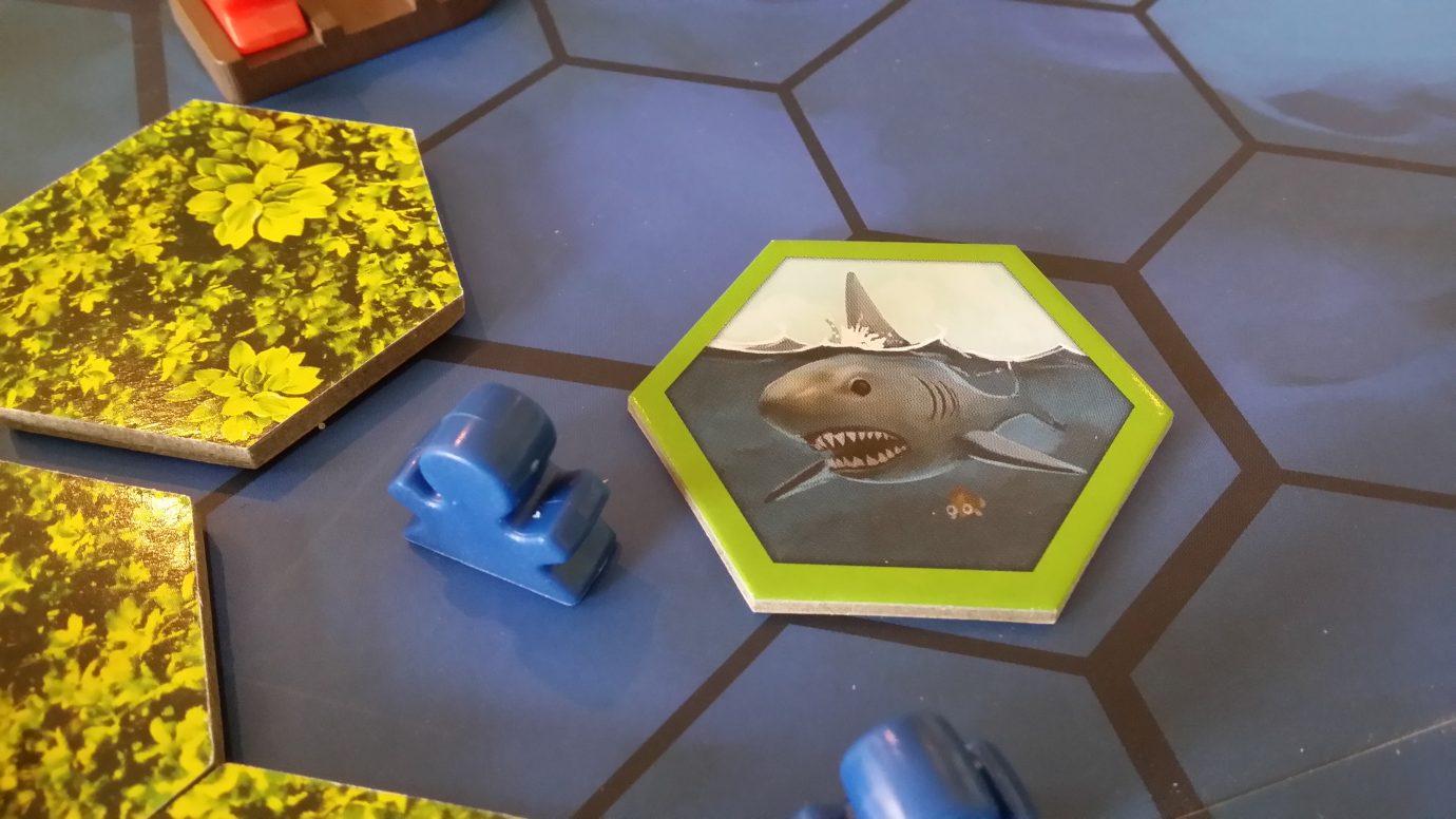 Shark tile