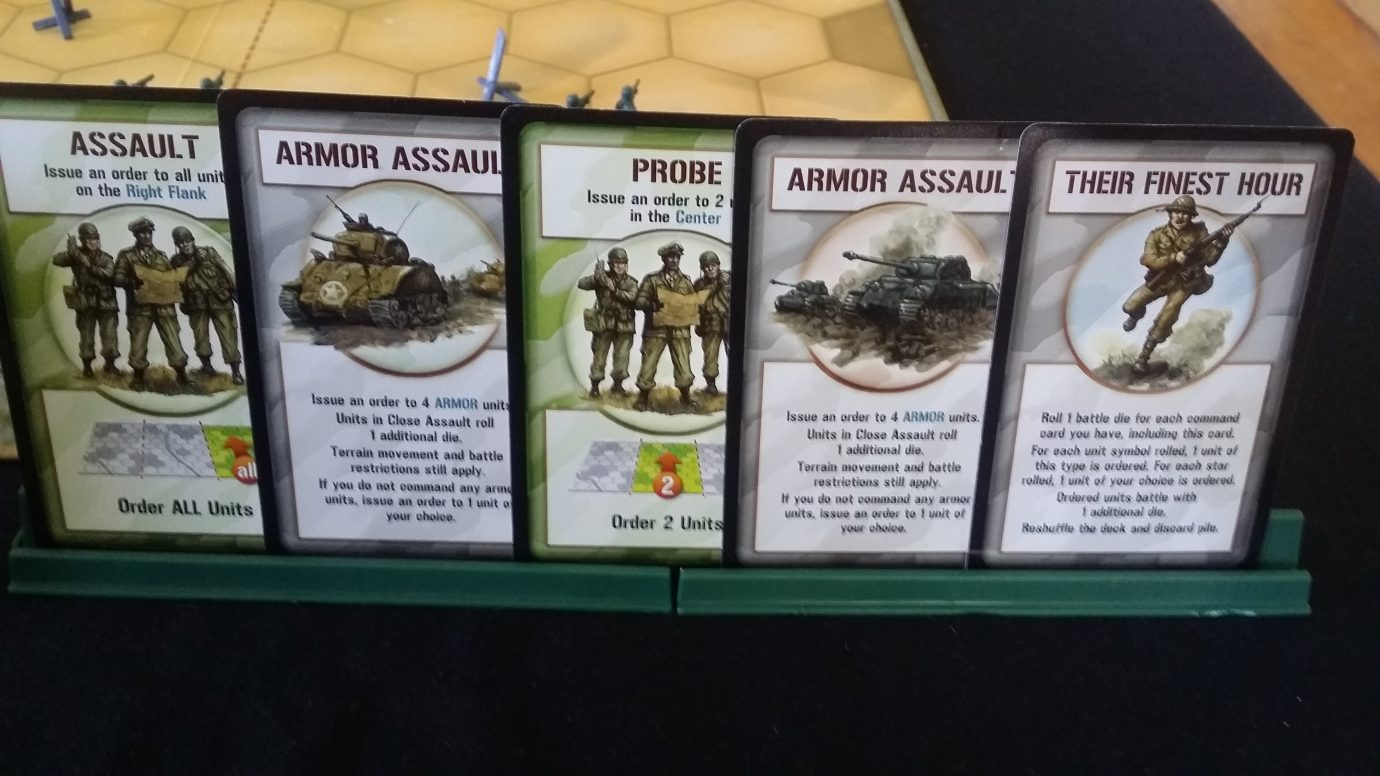 Allied cards