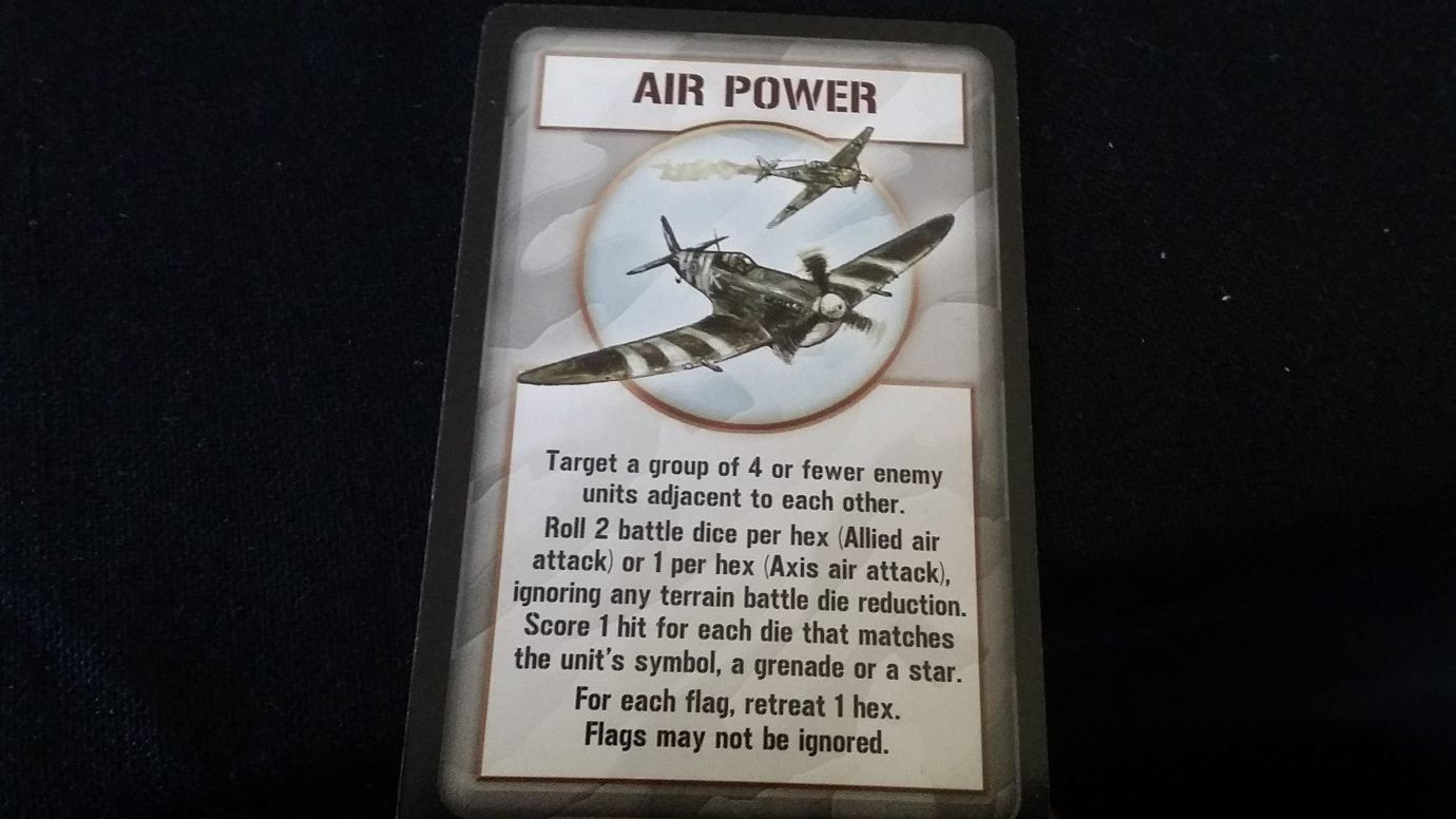 Air power card