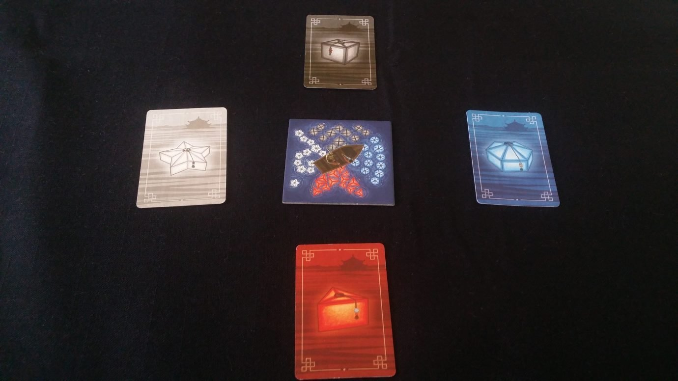 Starting cards