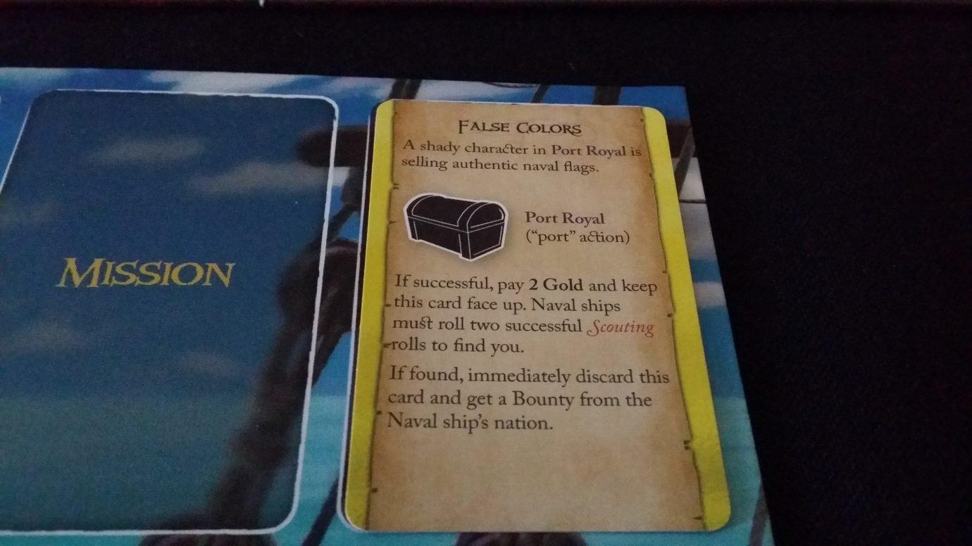 Rumour card