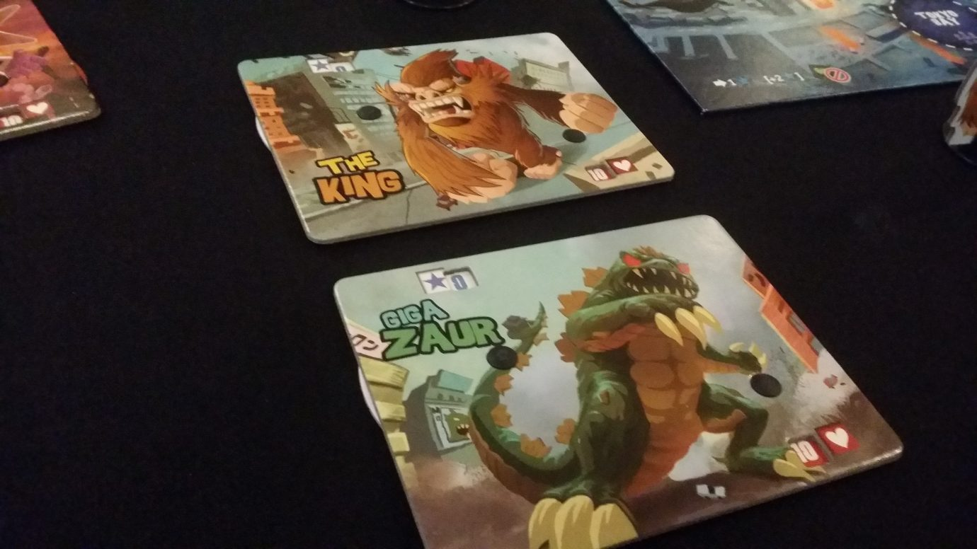 Monster cards