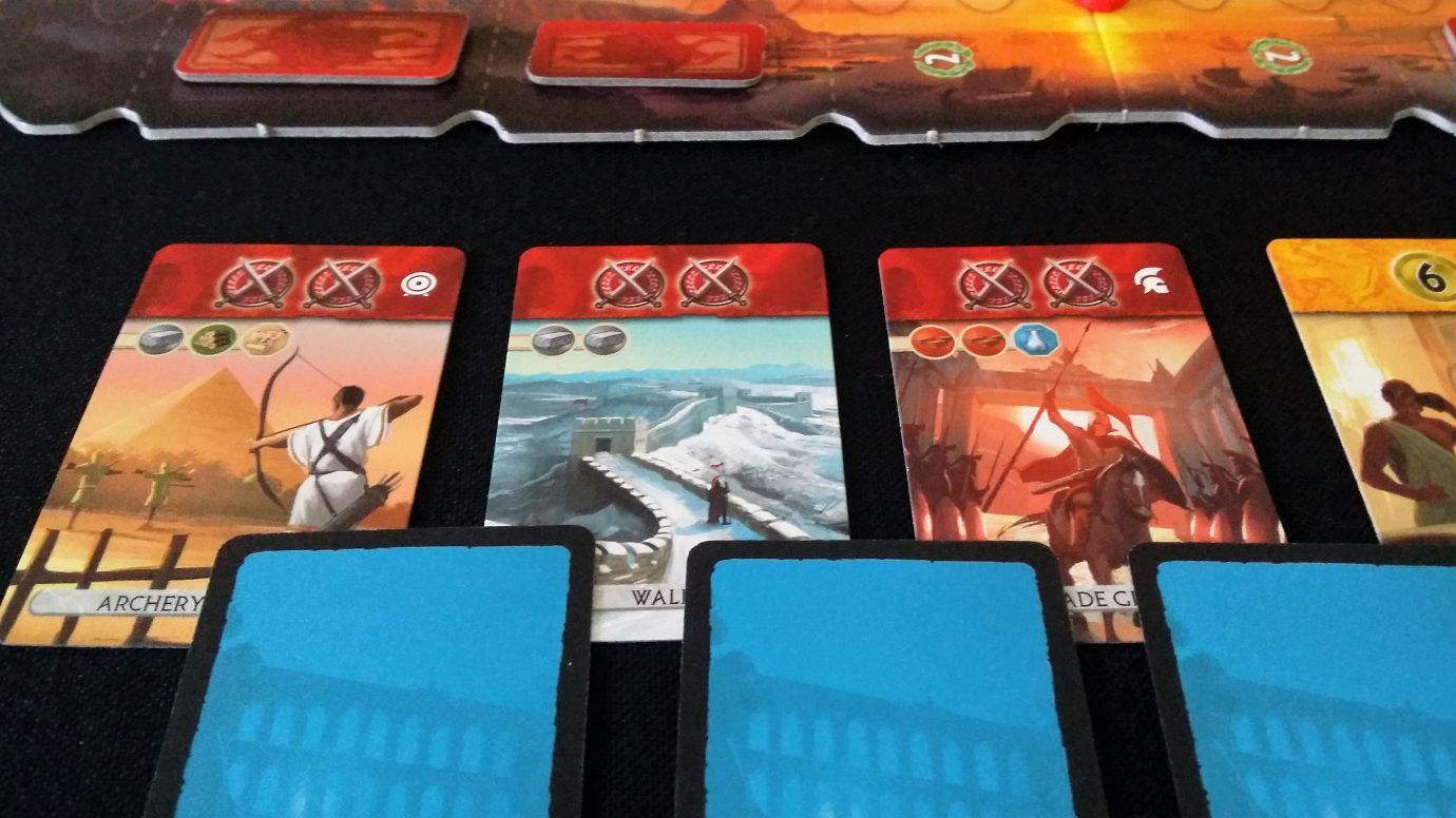 War cards