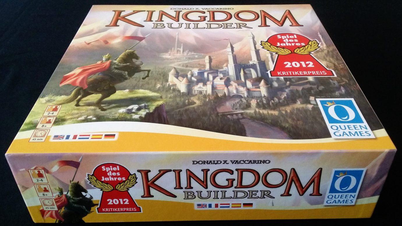 Kingdom Builder box