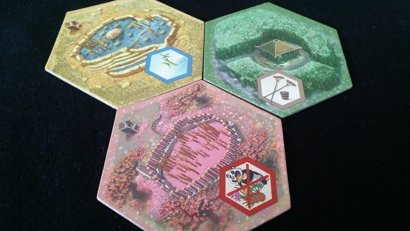 Special tiles