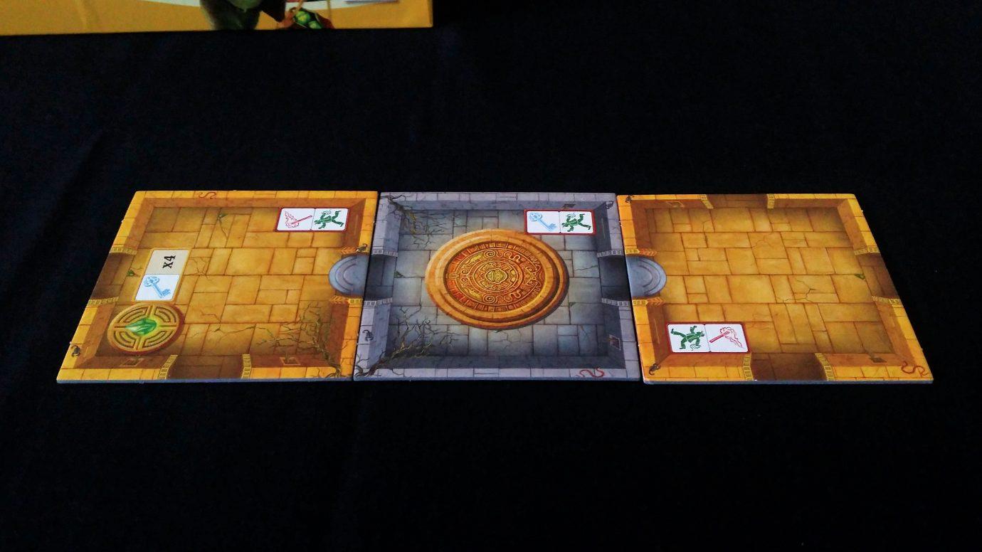 Starting tiles