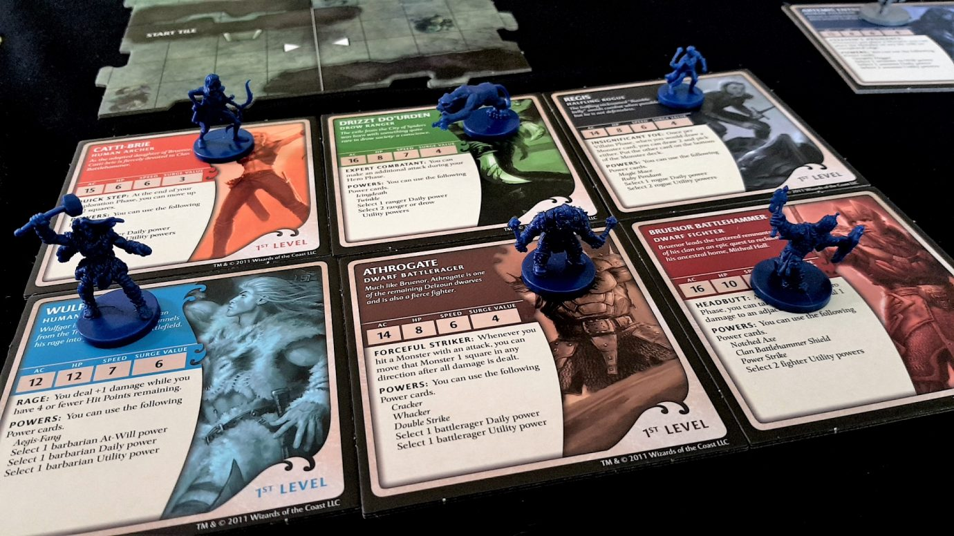 Legend of Drizzt accessibility teardown