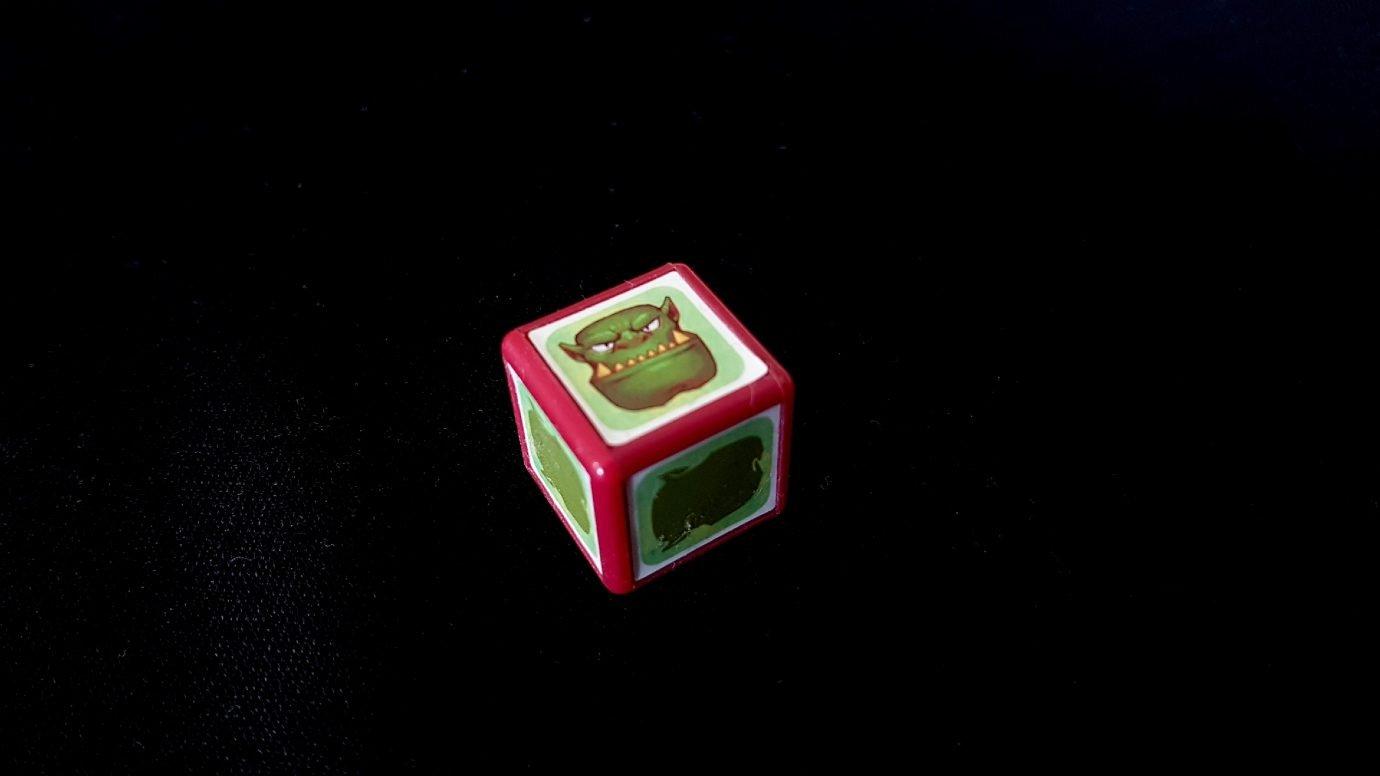 Close up cube