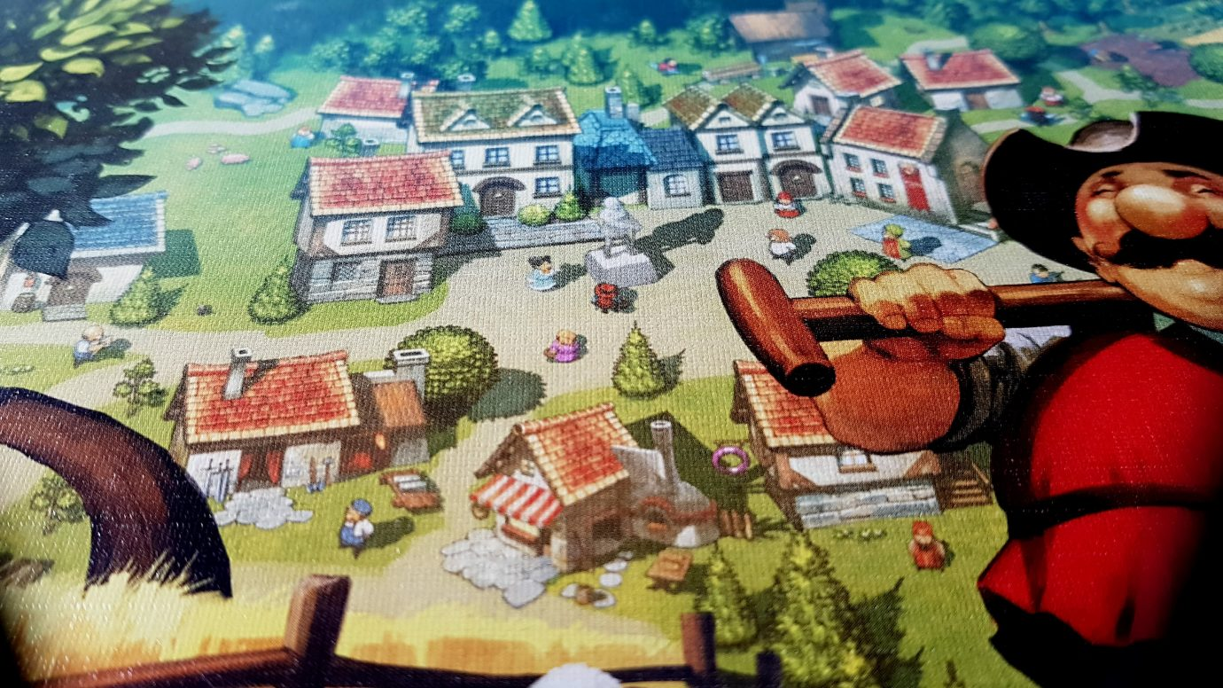 Imperial settlers village