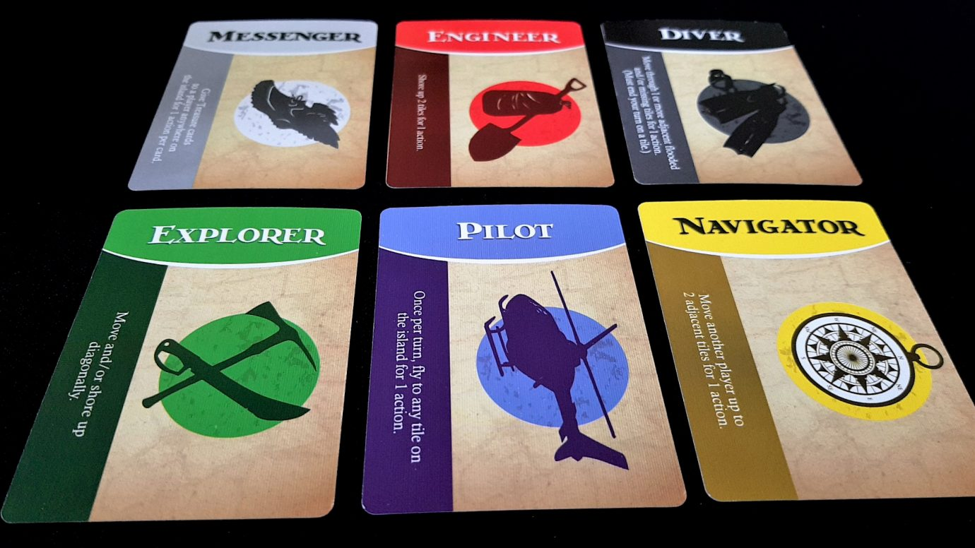 Role cards