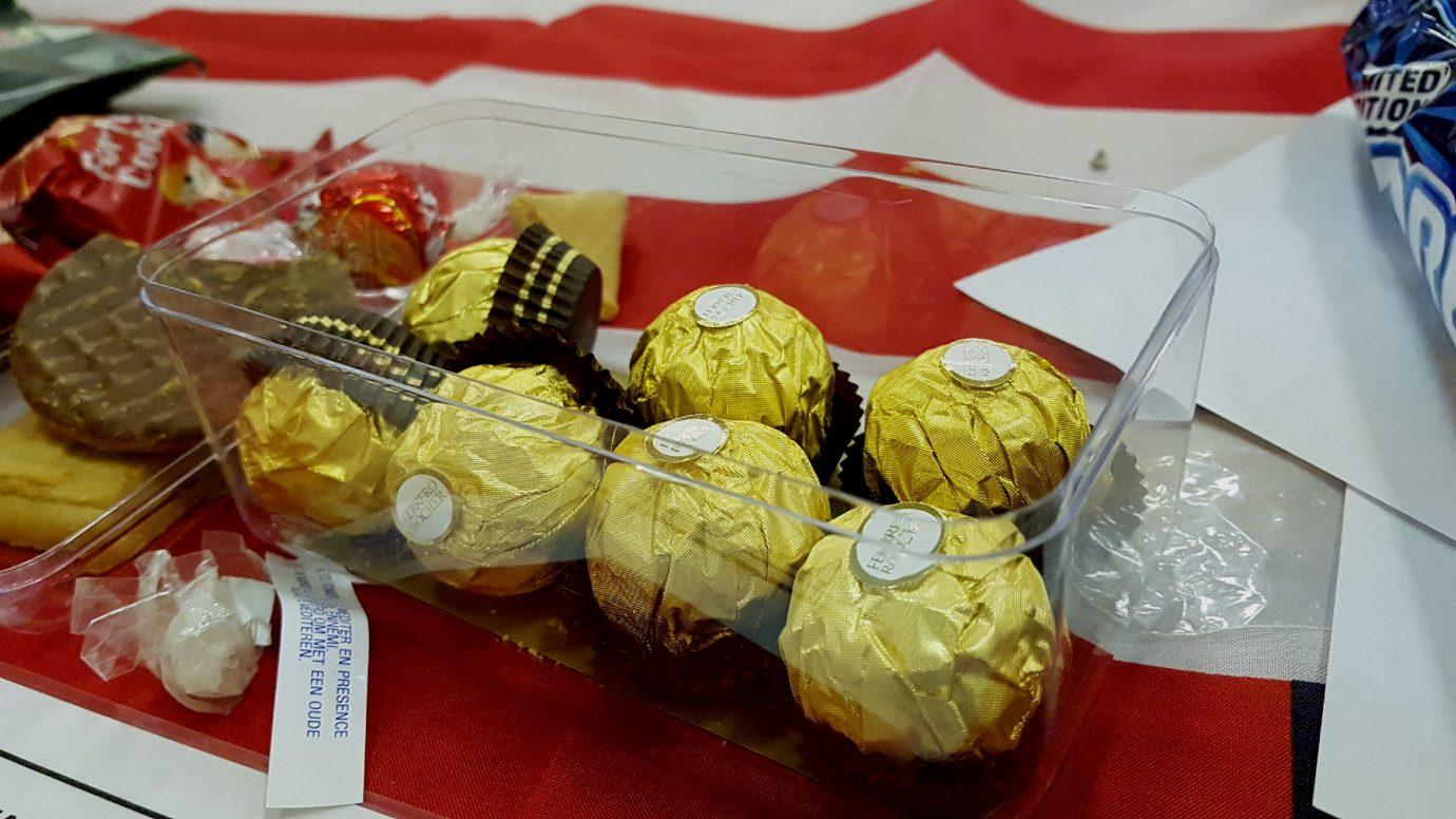 With these rocher you are really spoiling us