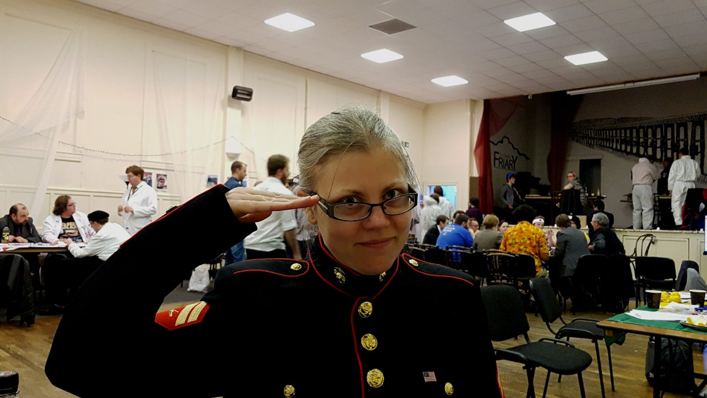 Chairwoman of the Joint Chiefs of Staff
