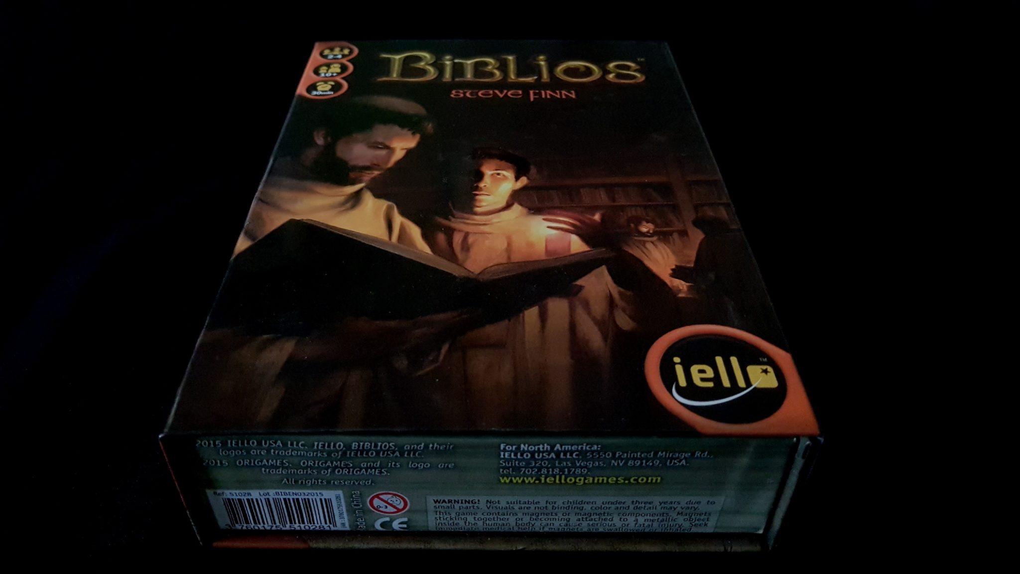 Biblios box