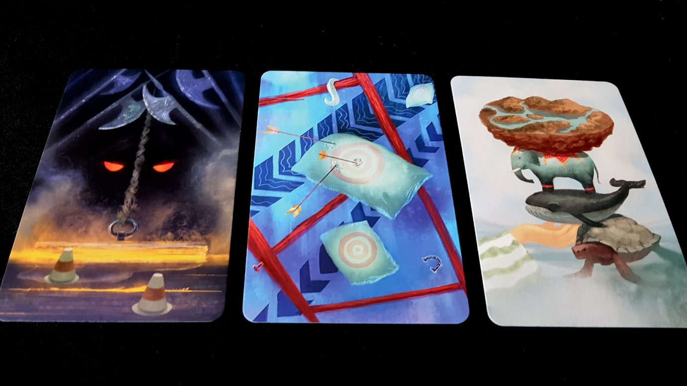 Ghost cards