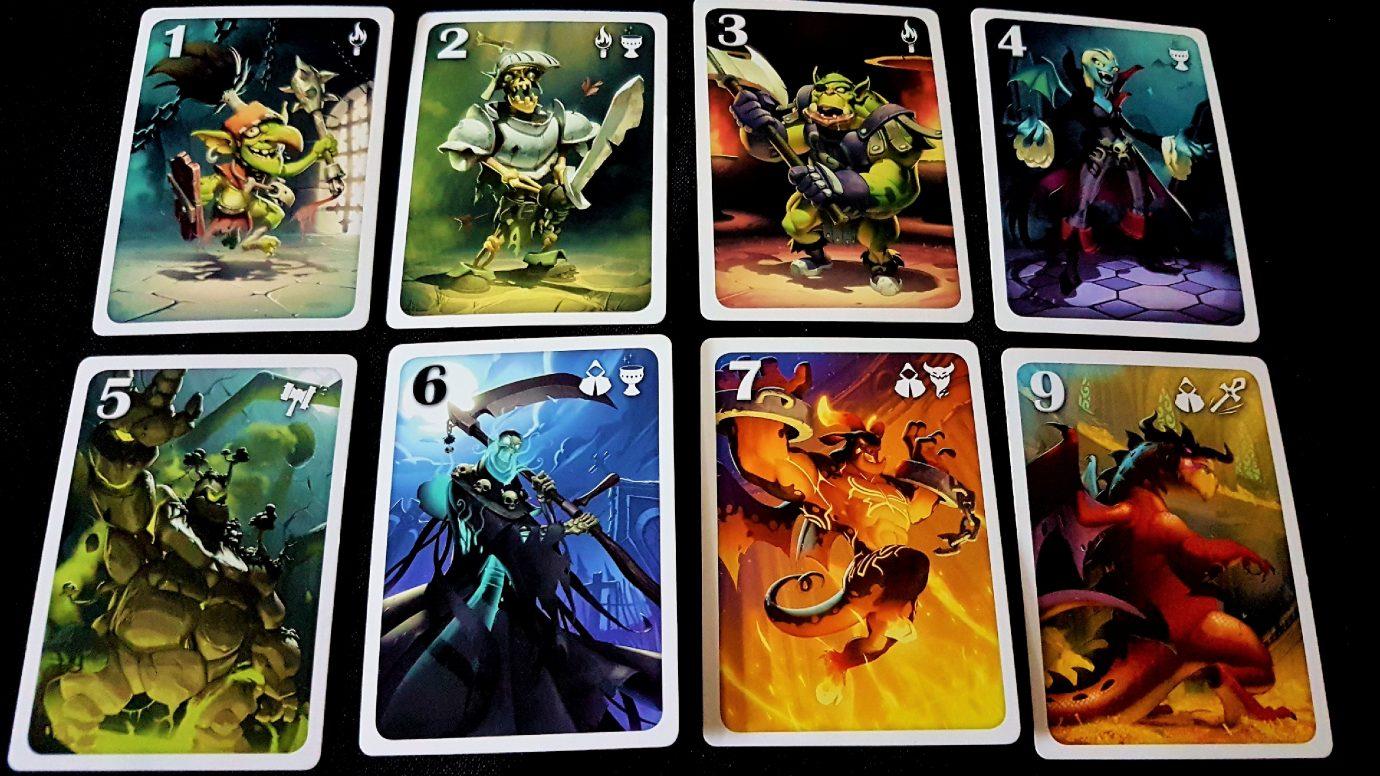 Card choice