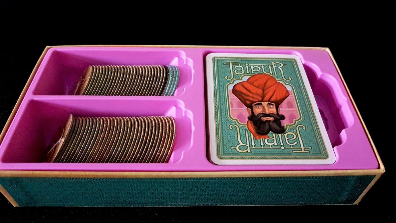 Inside the Jaipur box