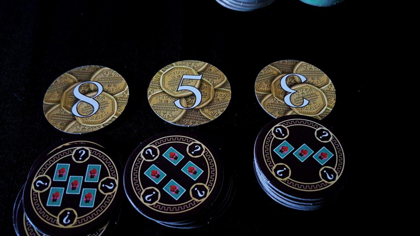 Bonus tokens