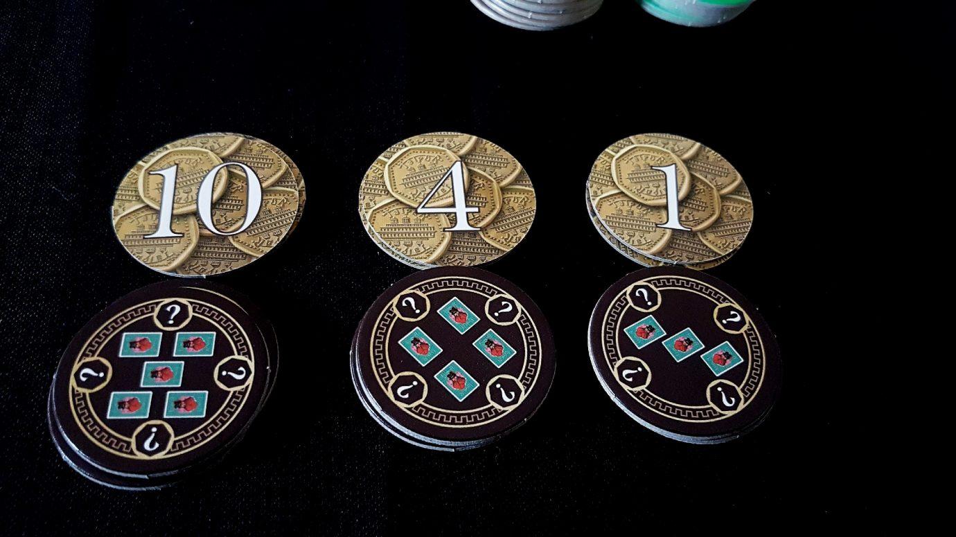 Other bonus tokens