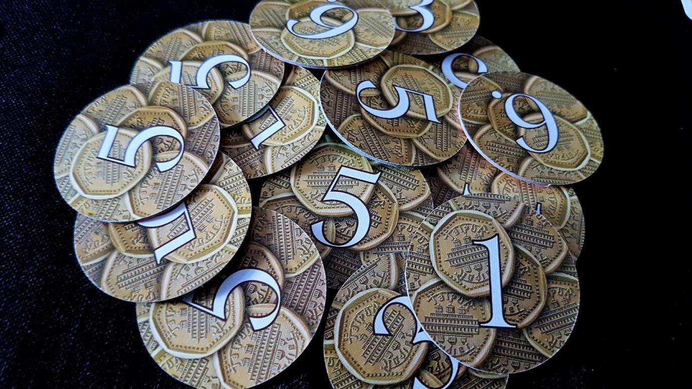 Coins in Jaipur
