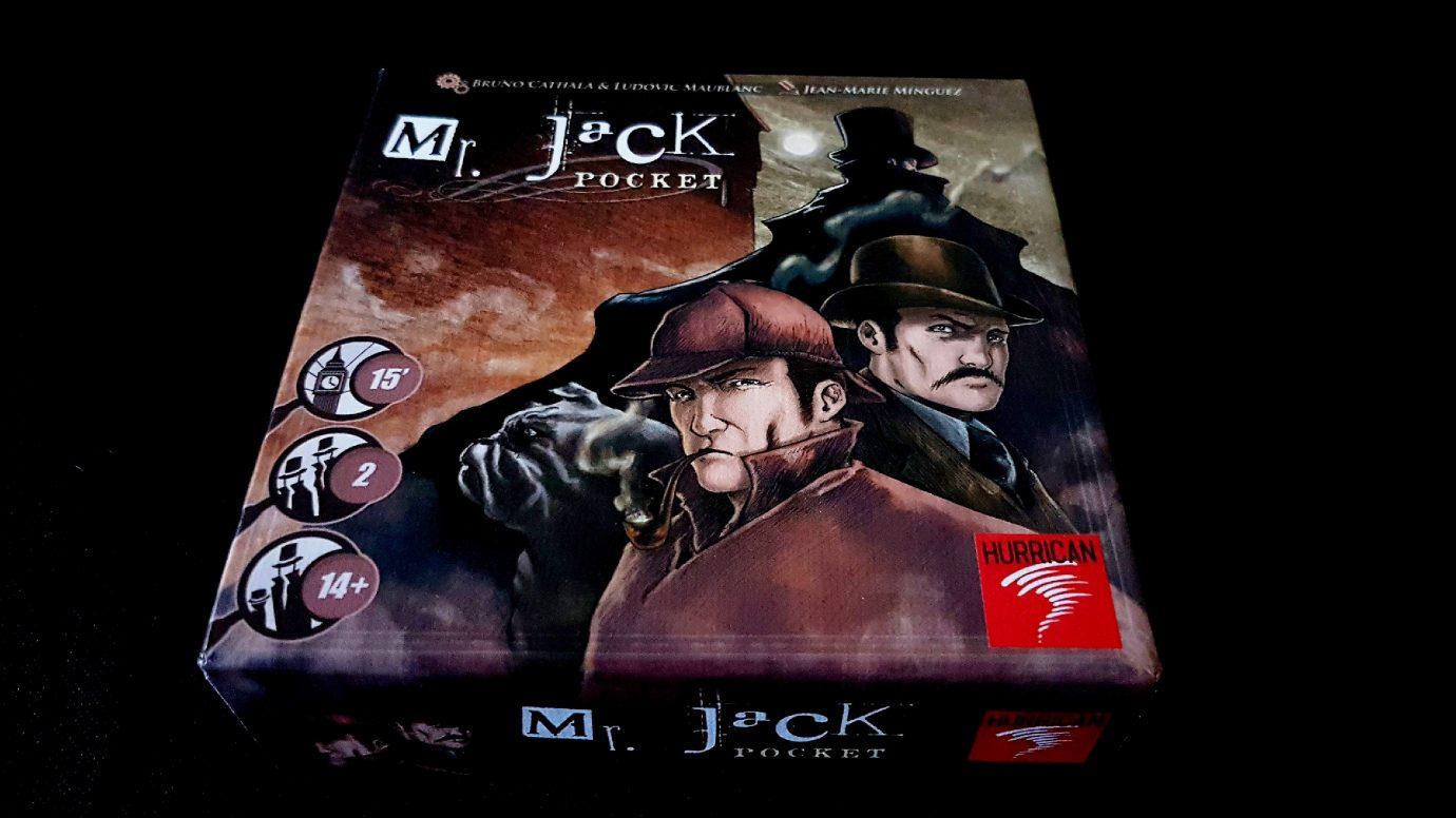 Mr Jack box