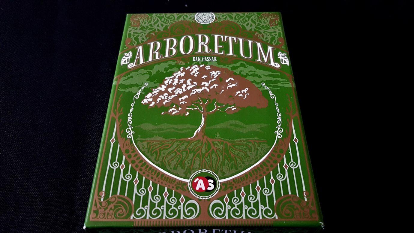 Arboretum (2015) – Meeple Like Us image