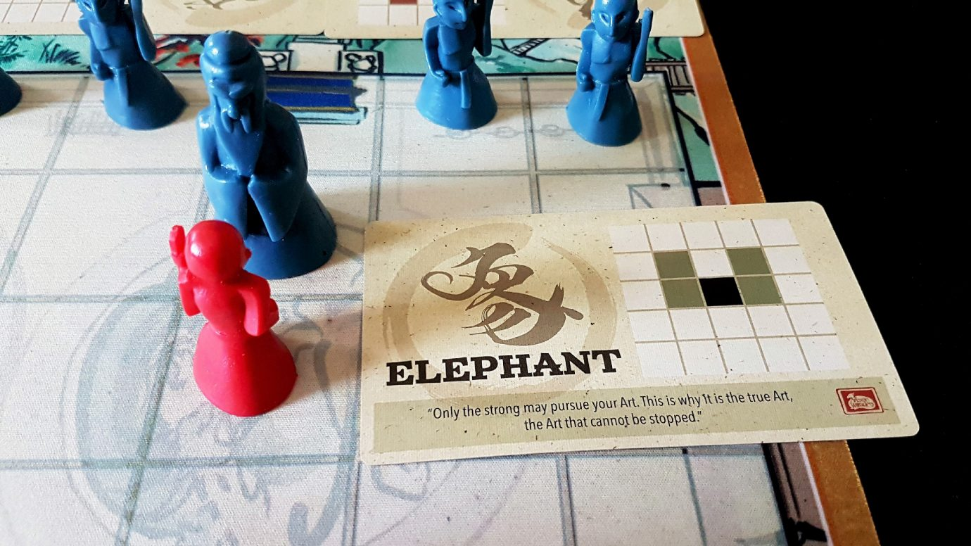 Playing the elephant