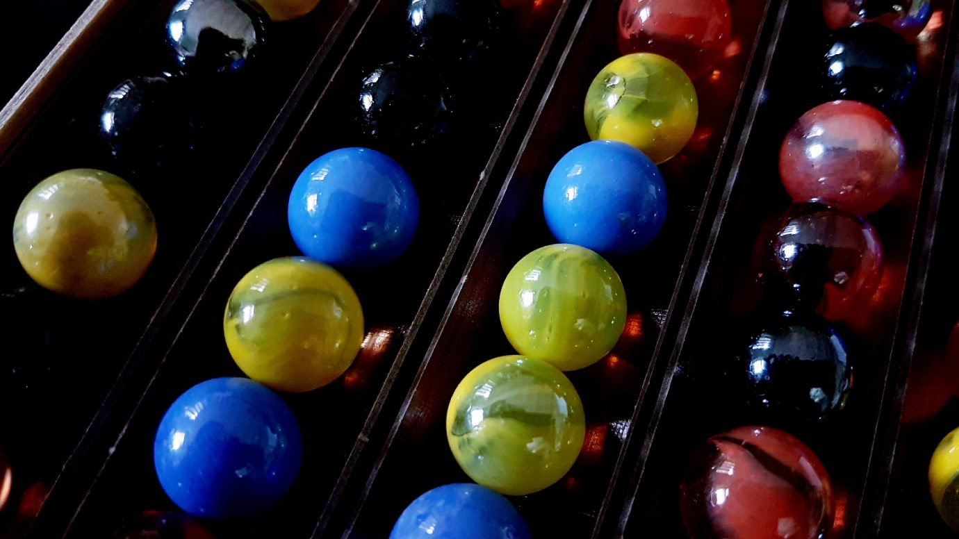 Potion explosion marbles
