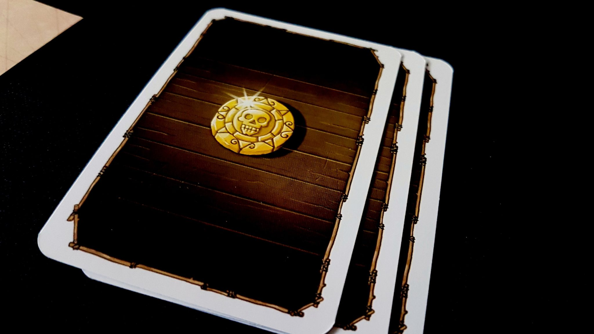 Coins and Cards