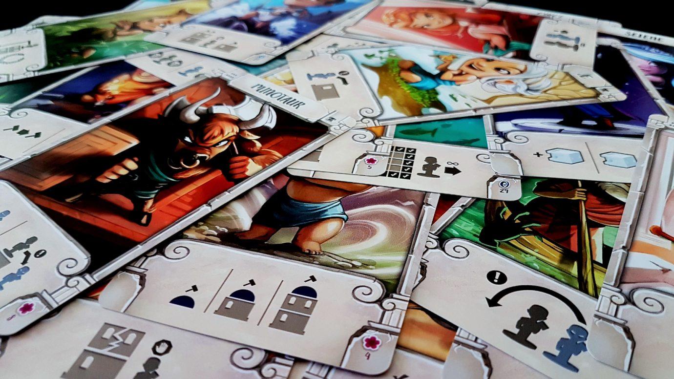 Santorini god cards