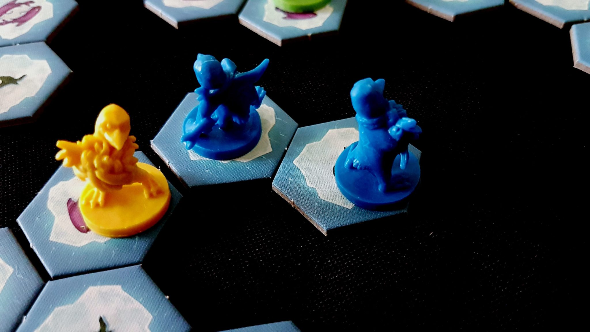 Blocking penguins