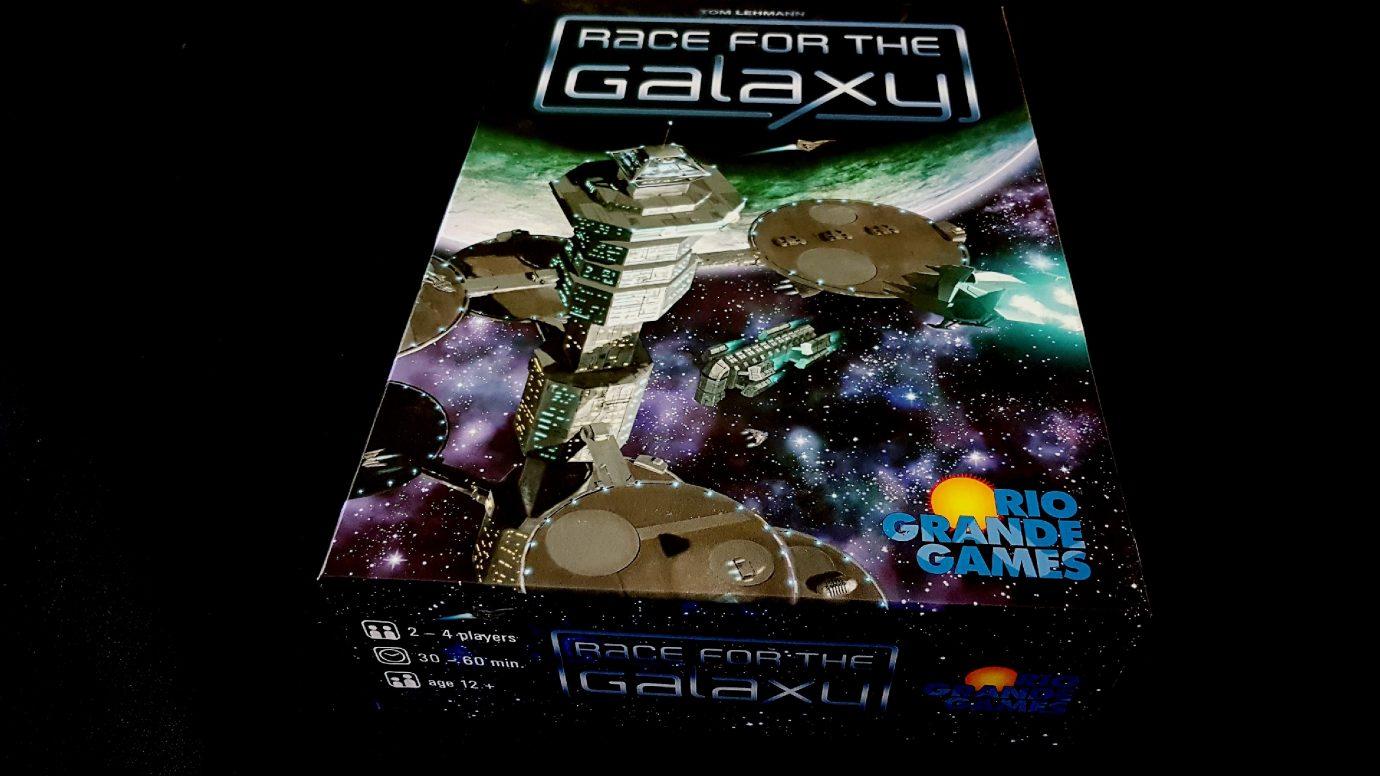 Race for the Galaxy (2007) – Meeple Like Us image