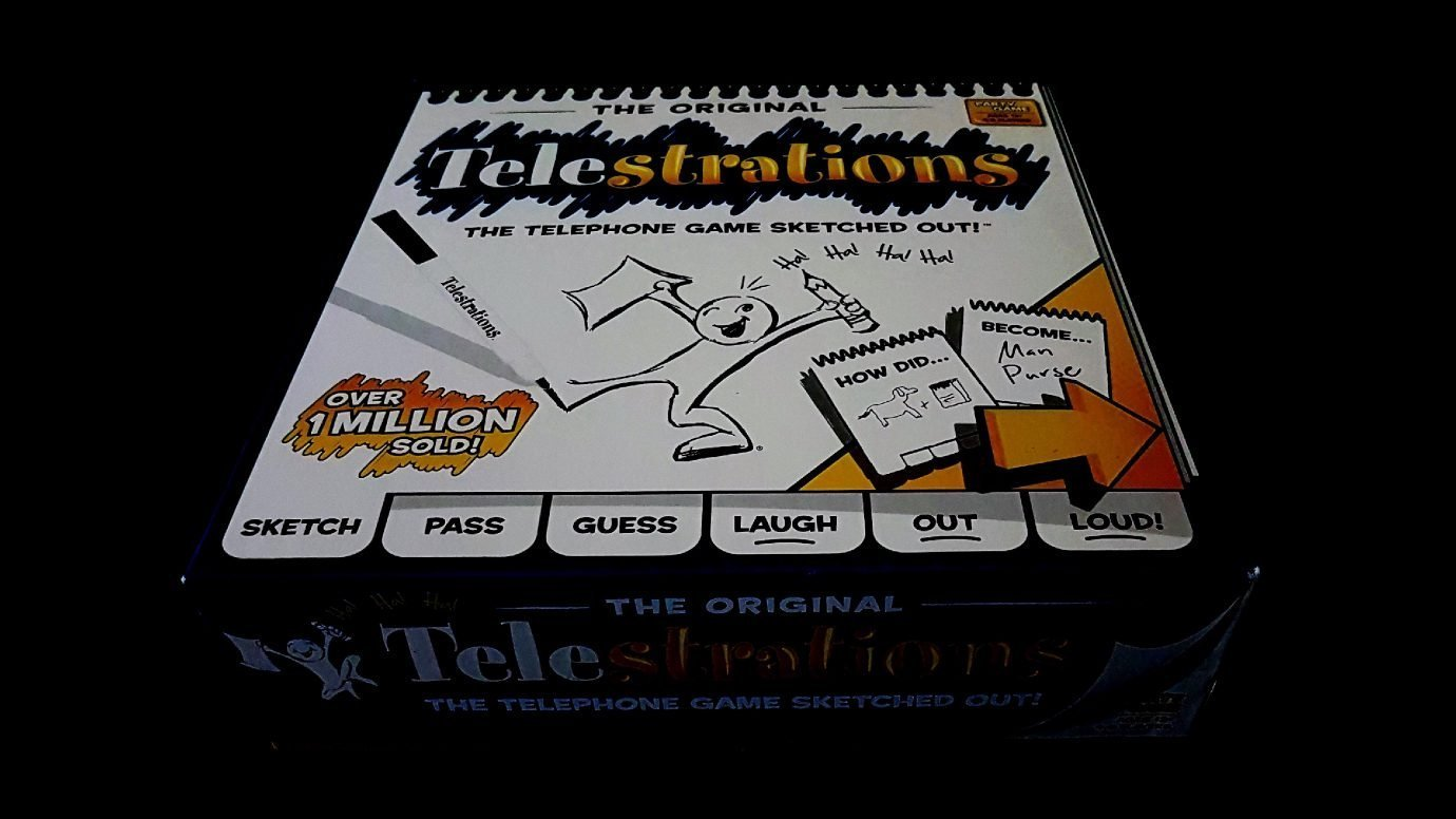 Telestrations (2009) image
