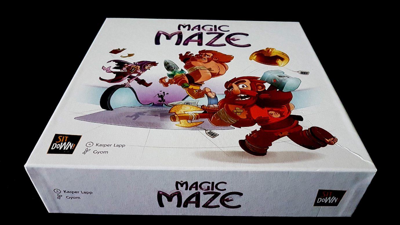 Magic Maze (2017) – Meeple Like Us image