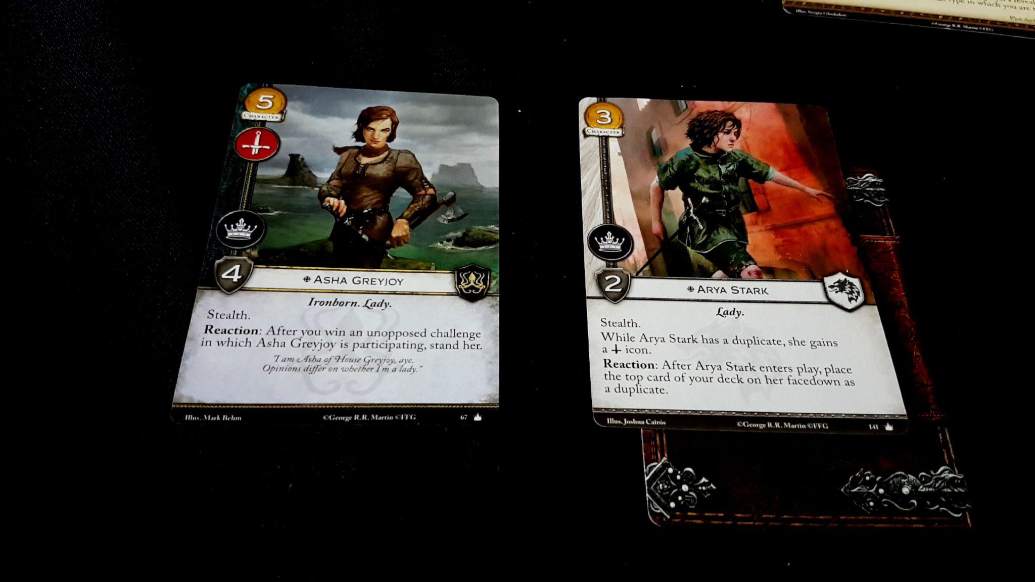 Stark cards