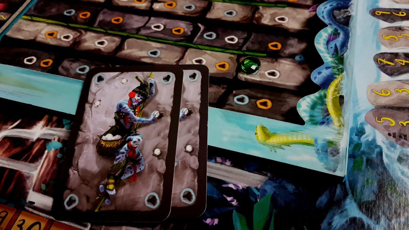 Cards in Iquazu