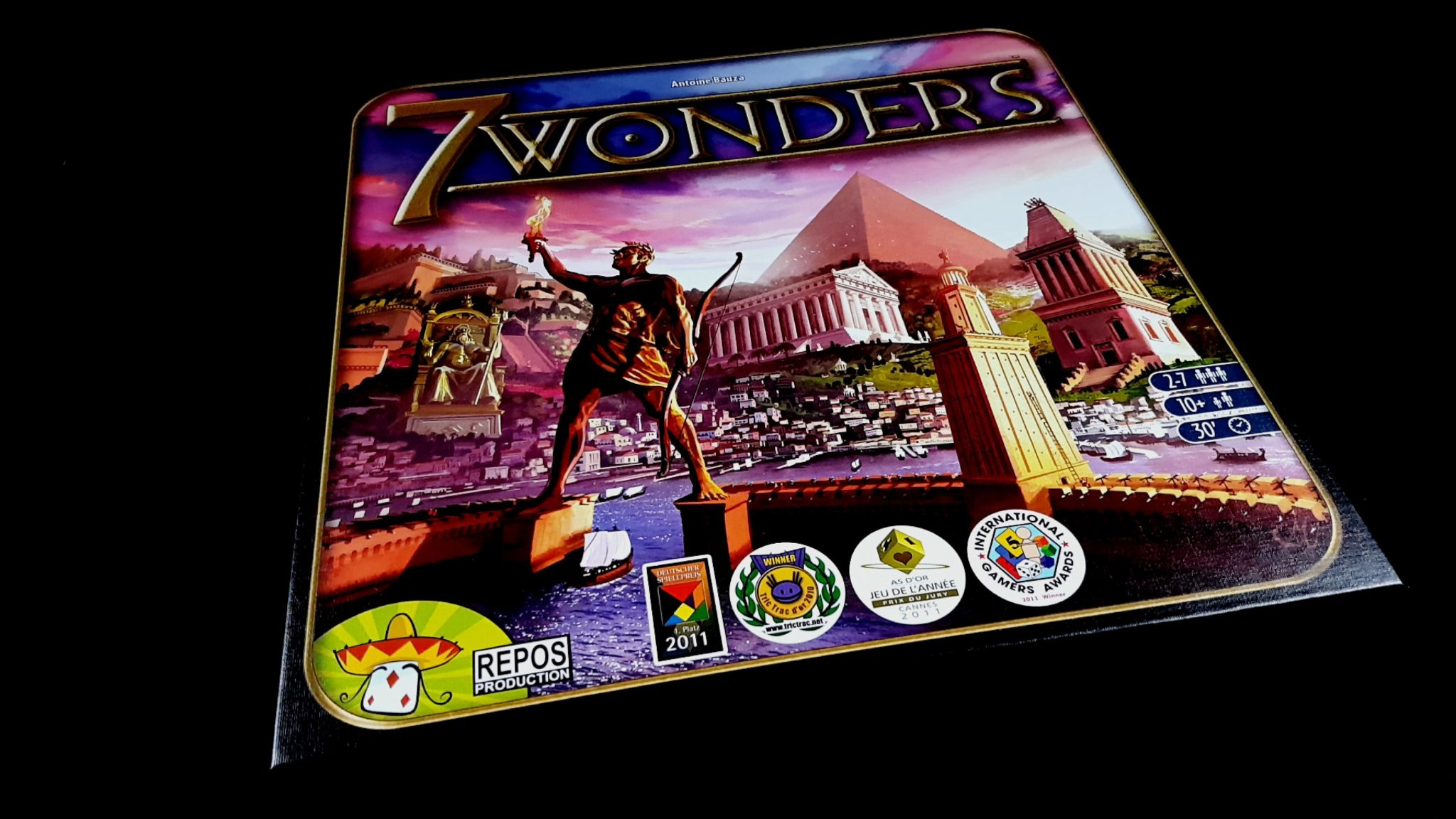 7 Wonders (2010) – Meeple Like Us image