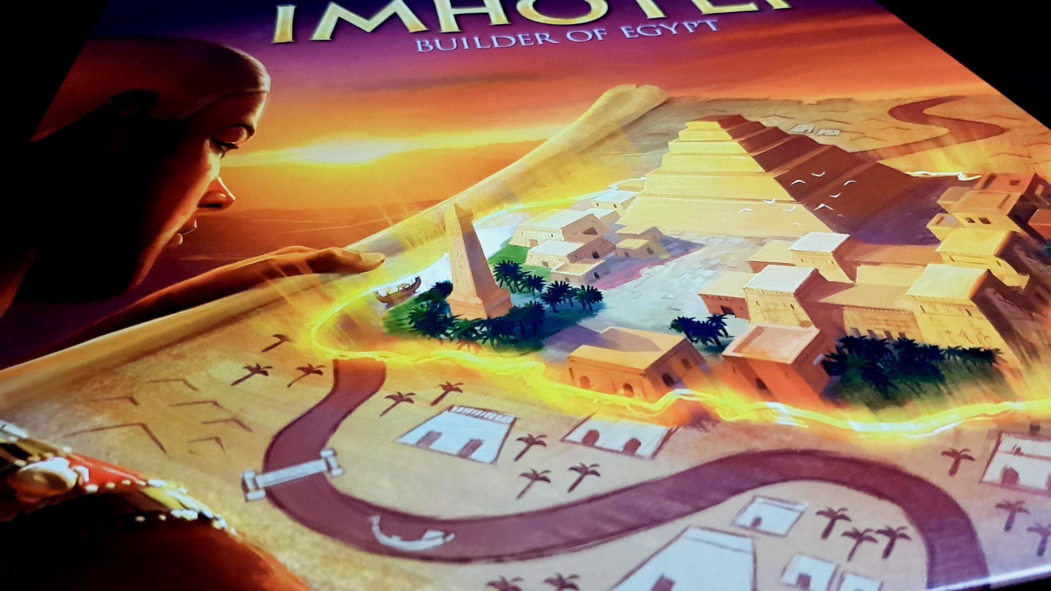 Imhotep box