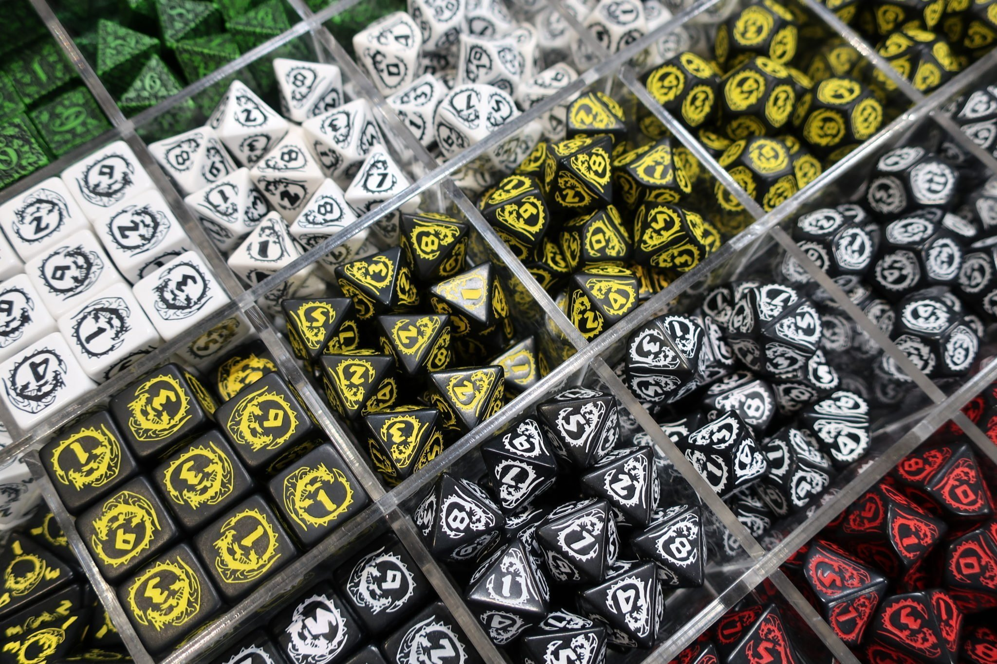 Some lovely dice