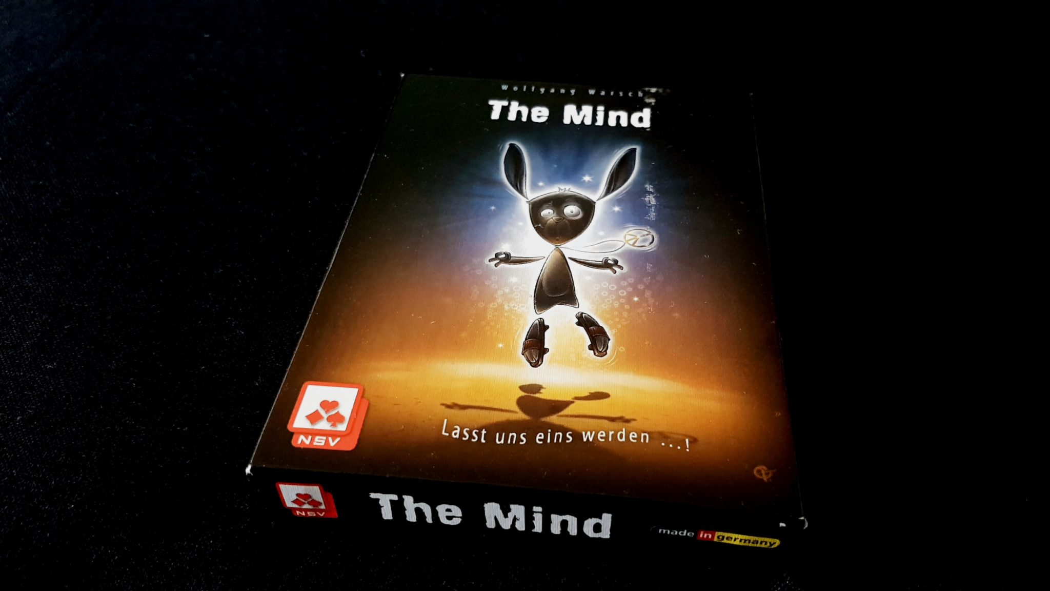 The box for The Mind